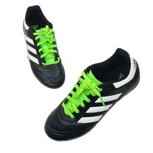 Adidas Goletto VI FG J Kids Neon Black Cleats